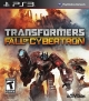 Transformers: Fall of Cybertron for PS3 Walkthrough, FAQs and Guide on Gamewise.co
