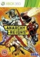 Anarchy Reigns Release Date - X360